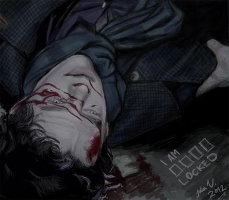 Reichenbach Fall (SPOILERS!!!) by IdaHarra