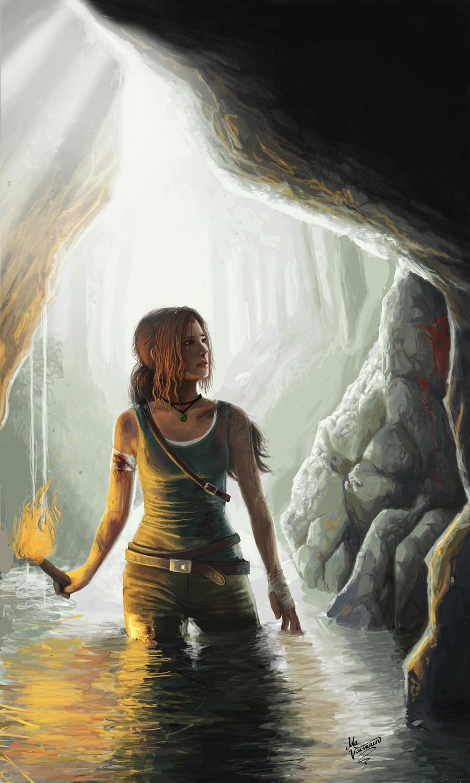 That kind of Croft? by IdaHarra