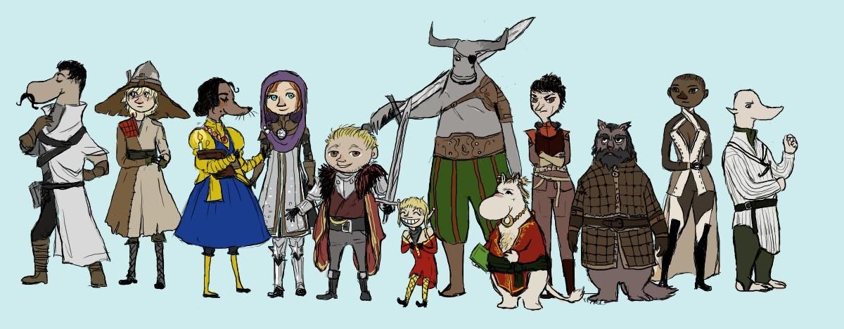 Moominquisition by IdaHarra