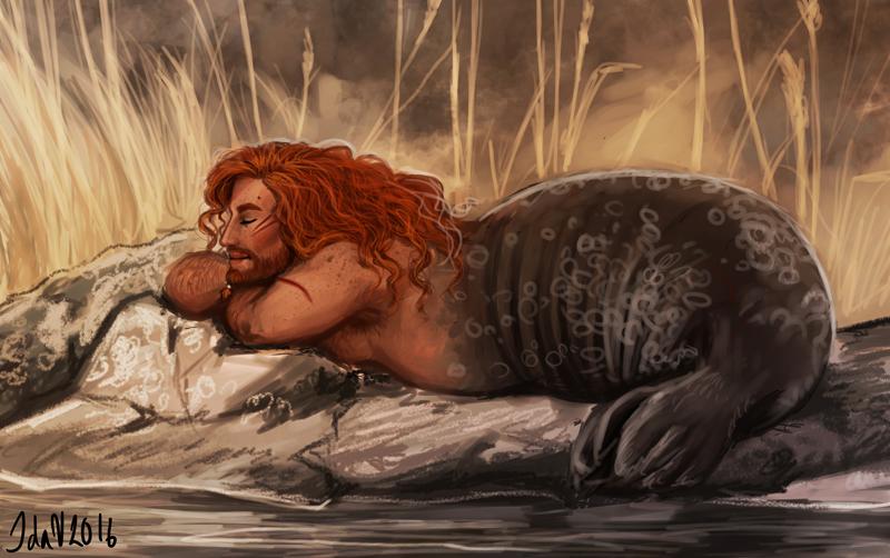 Jay seal by IdaHarra