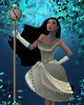 Magical Girl Pocahontas
