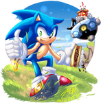 Sonic And Eggman Anniversary 28