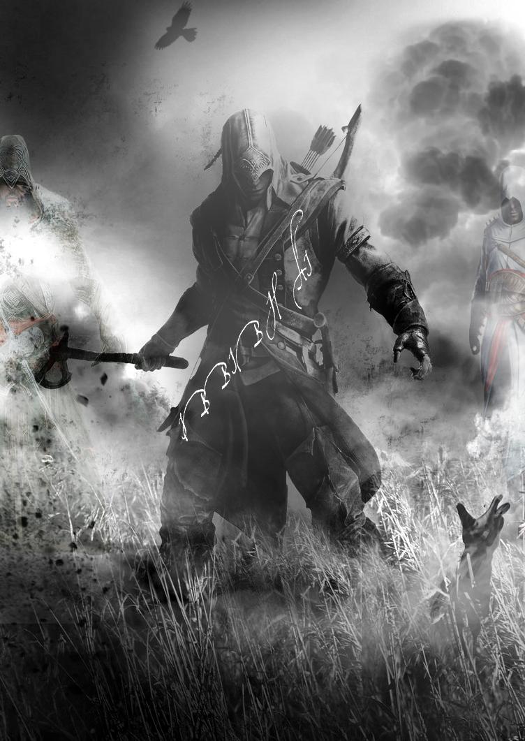 Connor And Ezio Assassin s creed 3 connor ezioConnor And Ezio