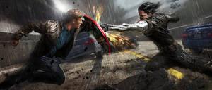 Captain America:Winter Soldier