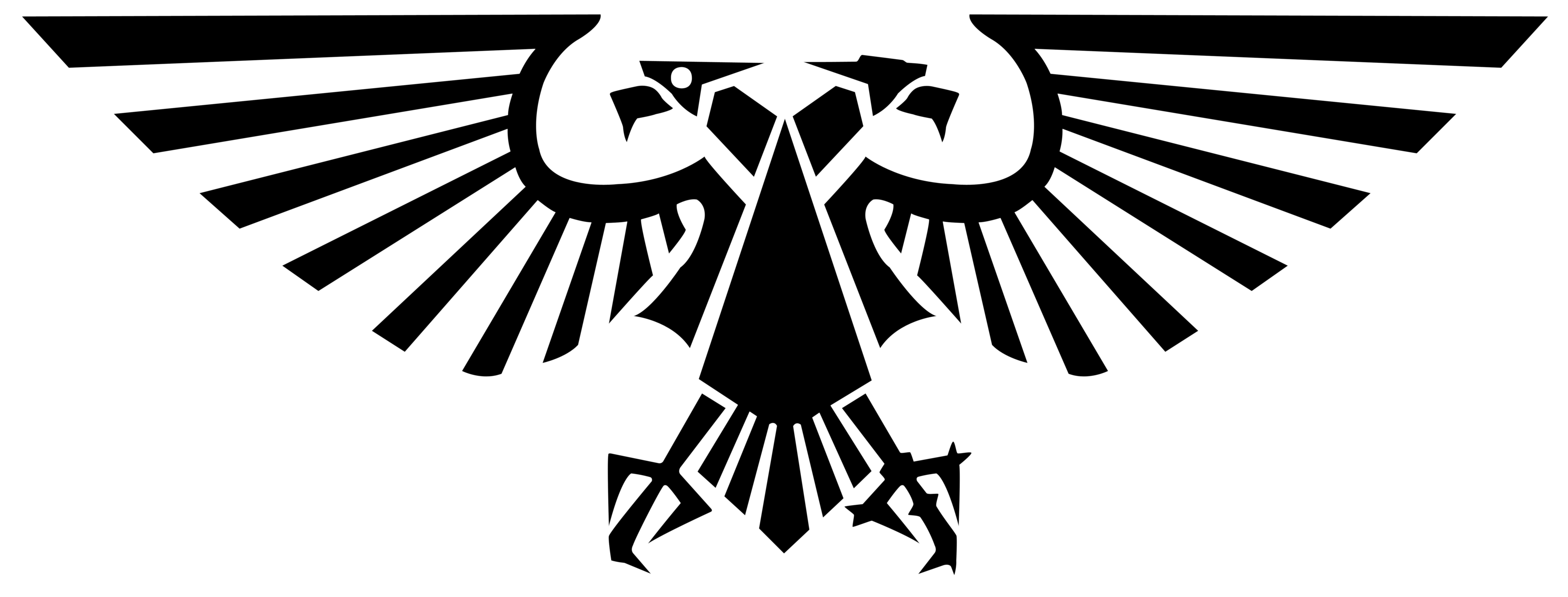 Adler Logo Wallpaper
