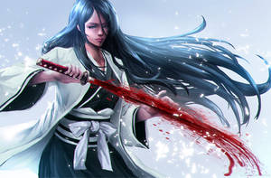 Unohana Bleach by AgusSW