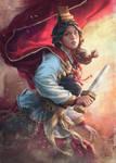 Total War:Three Kingdoms Lady Sun Ren by AgusSW