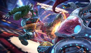 Bryan Fury - Tekken 7