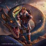 Eternal Card Game - Hearty Warrior