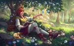The Witcher 3 Wild Hunt_Shani