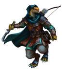 Serpentfolk Infiltrator