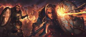 Assassins Creed Valhalla_Eivor n Jomsviking