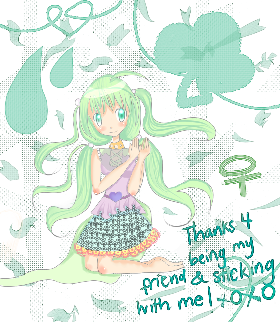 Many Thanks~ by SHikimi-Lolita
