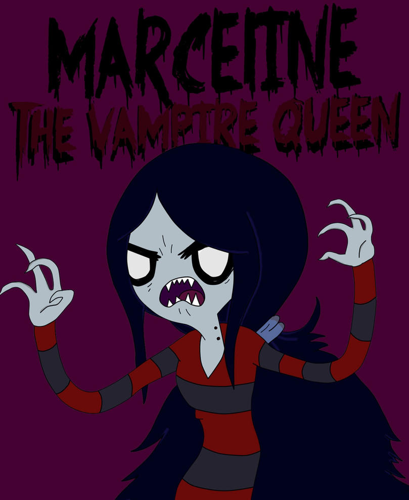 The Vampire Queen by AndiScissorhands