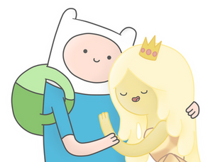 Request: Finn and Pizza Princess