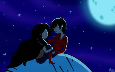 Request: Marshall Lee and Marceline!