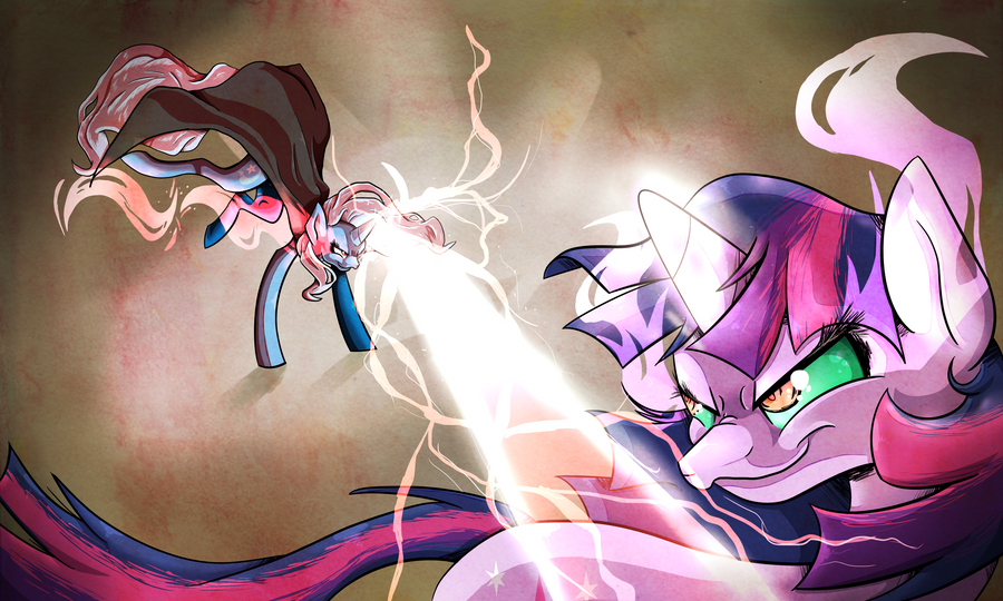 Friendship is Rivalry by TurrKoise