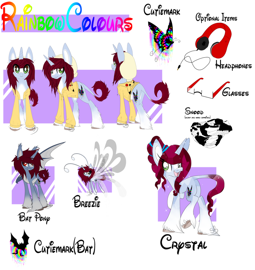 RainbowColours 2014 ref by SquigyButt