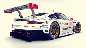 Porsche 911 RSR - 2018 IMSA Petit Le Mans