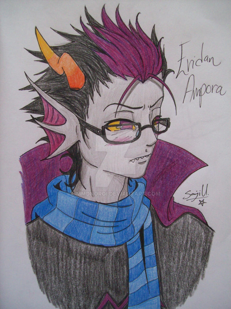 Pin homestuck eridan ampora on pinterest