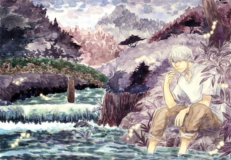 Mushishi by HydroENKI