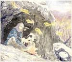 Mushishi Snowcave