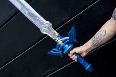 Master Sword by AndresBellorin-ART