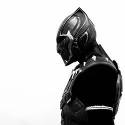 Black Panther by AndresBellorin-ART