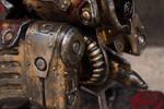 Gears of War - Gorgon Pistol detail 6