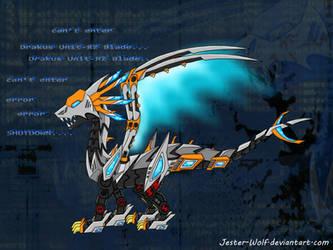 Drakus Unit-RZ Blade by Jester-Wolf