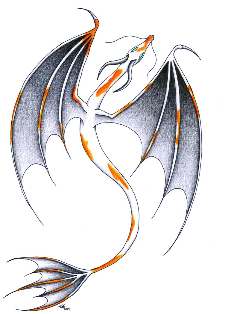 Koi Dragon by Jester-Wolf