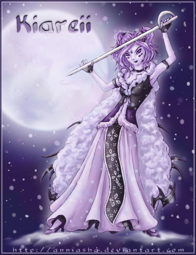 Snow Warrior by Anniasha