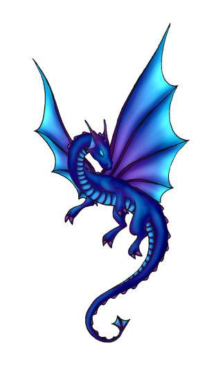 Dragon Tattoo By Anniasha On DeviantArt