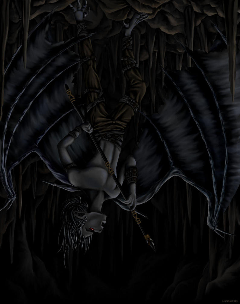 Winged Darkness by Anniasha
