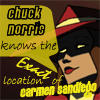Chuck Norris Knows... by souf-up