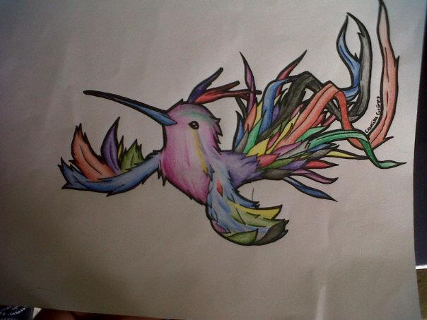 Colibri by RaquelSchwarz