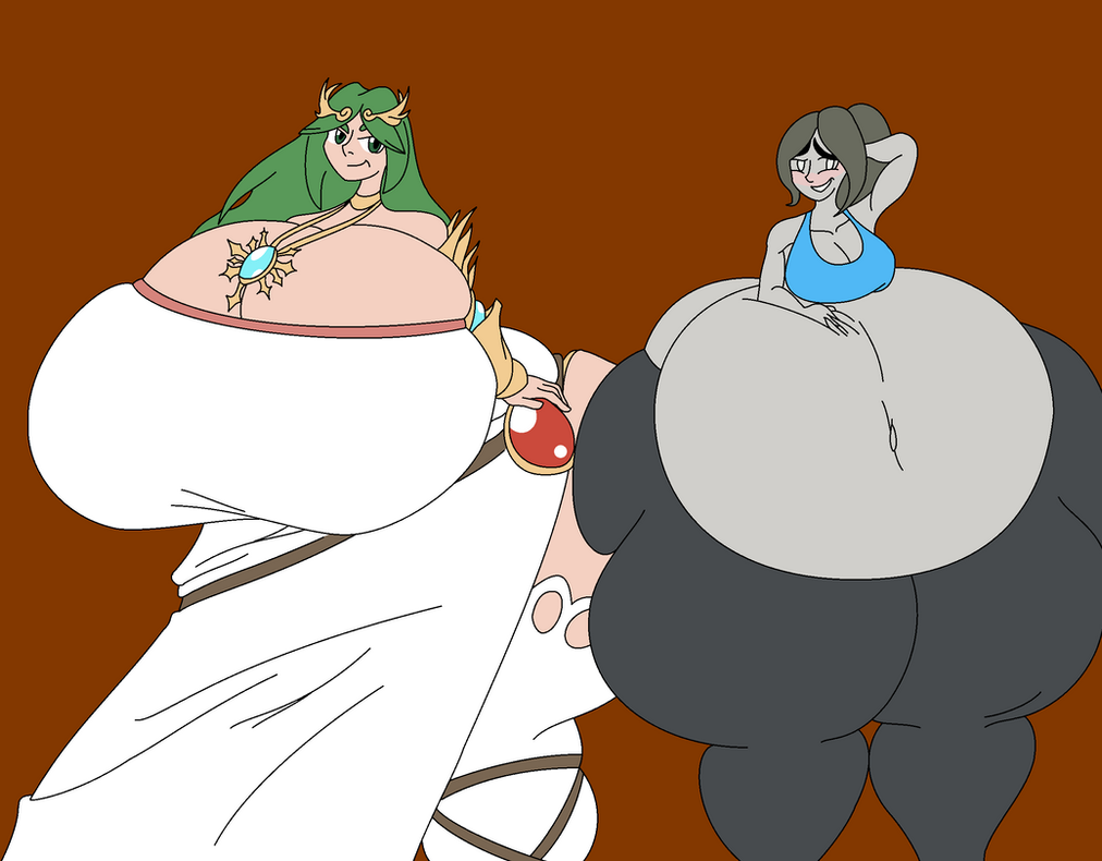 That wii fit trainer fat have hit