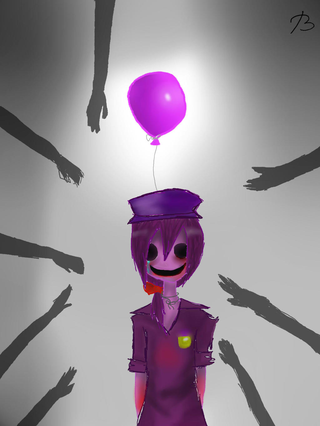 purple guy by Maksimka-6