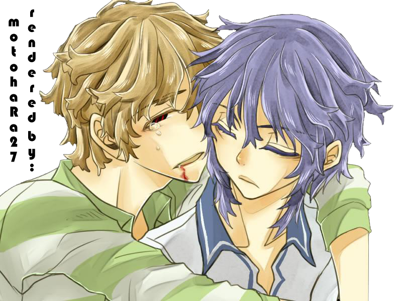Natsuno And Tohru Render By MotohaRa27