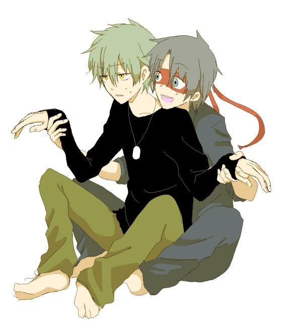 HTF: Flippy X Splendid (Anime) by motohaRa27 on DeviantArt