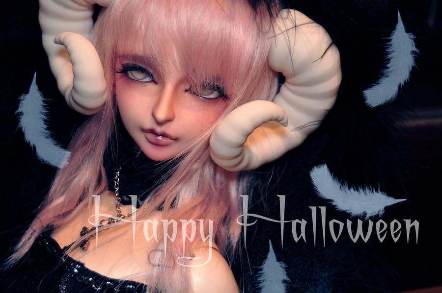 Happy Halloween by lipslock