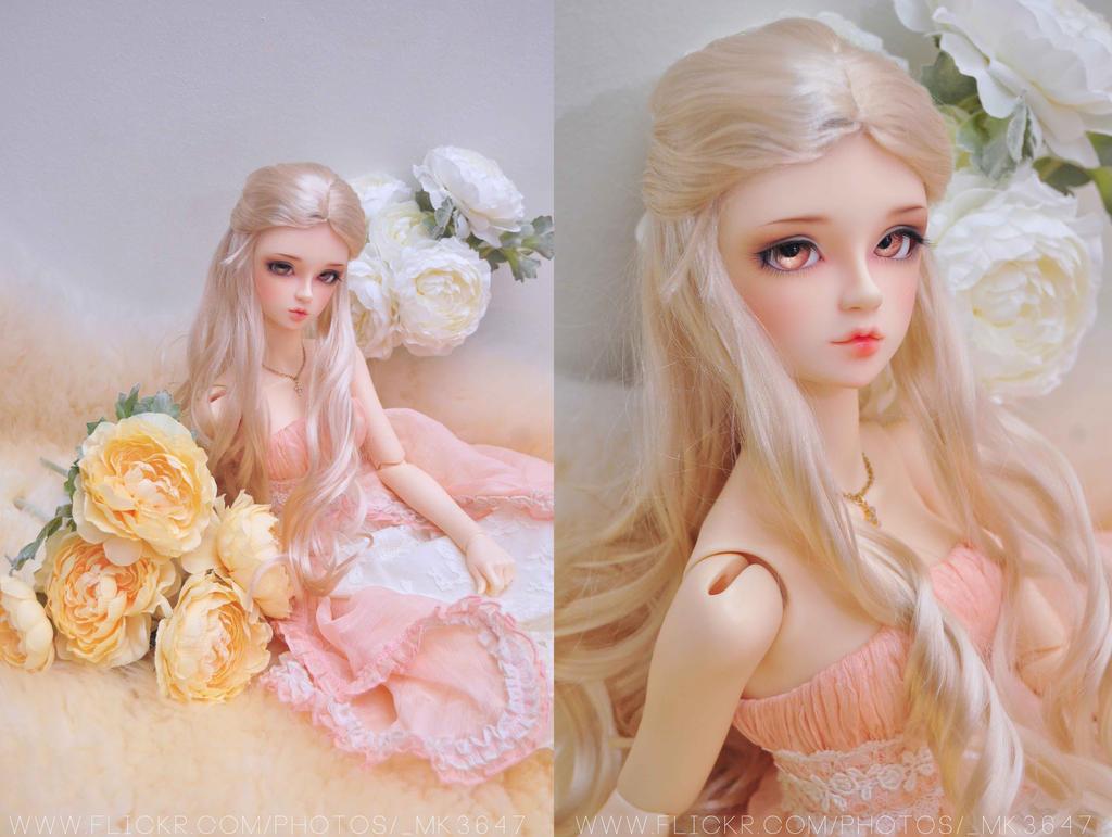 Flower Lady by lipslock