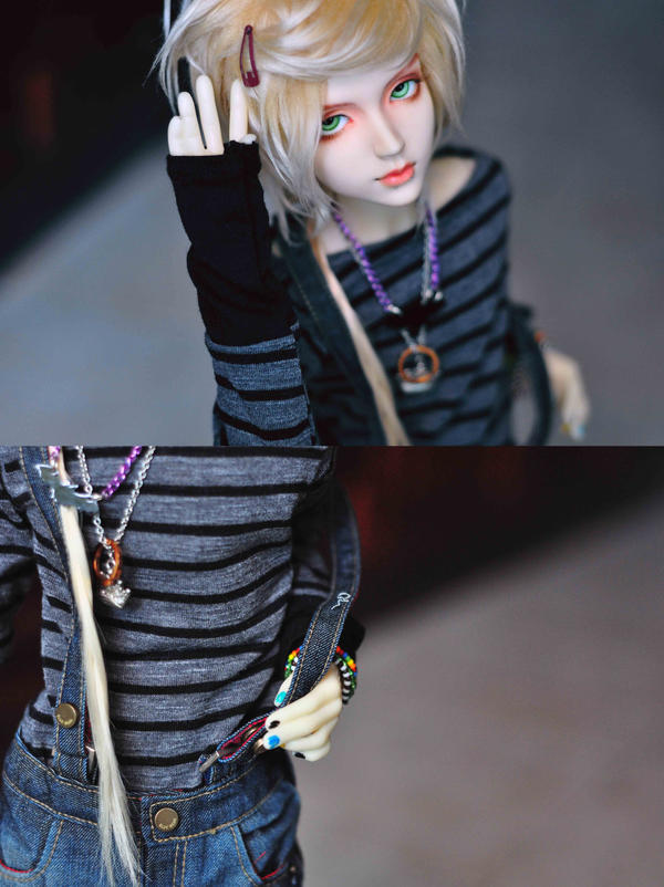 Hello Kiddo by lipslock