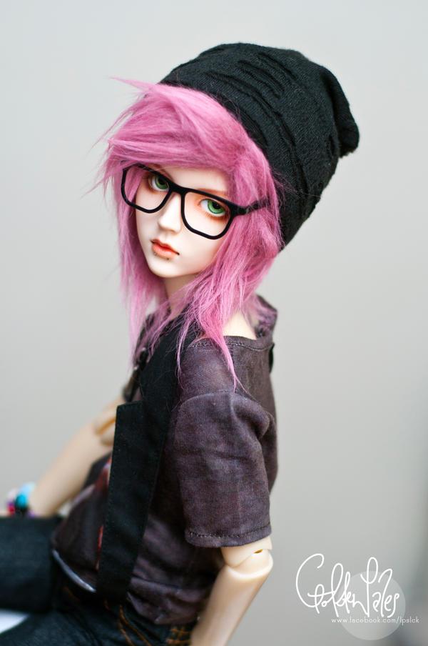 boys with pink hair tumblr - photo #16