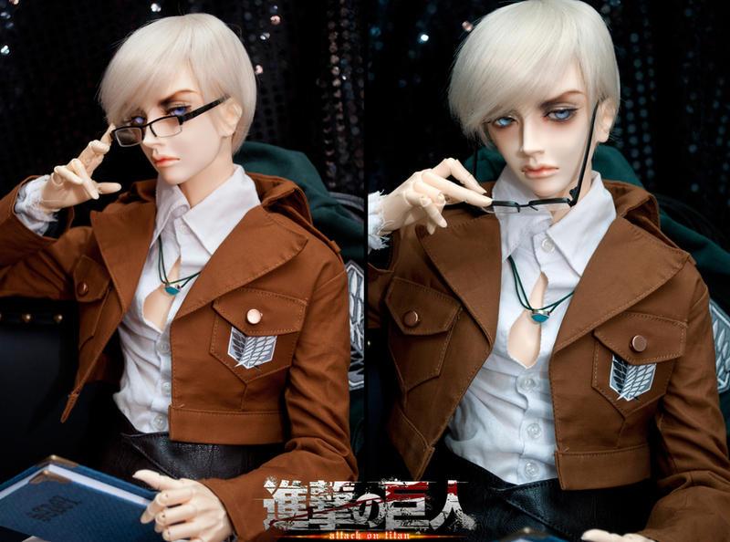 Commander Erwin by lipslock