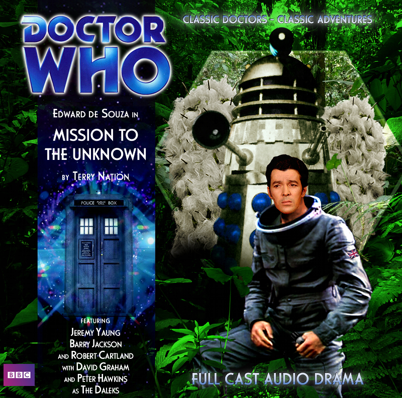 Doctor Who - Mission to the Unknown - Terry Nation
