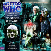 The Monster of Peladon by Hisi79
