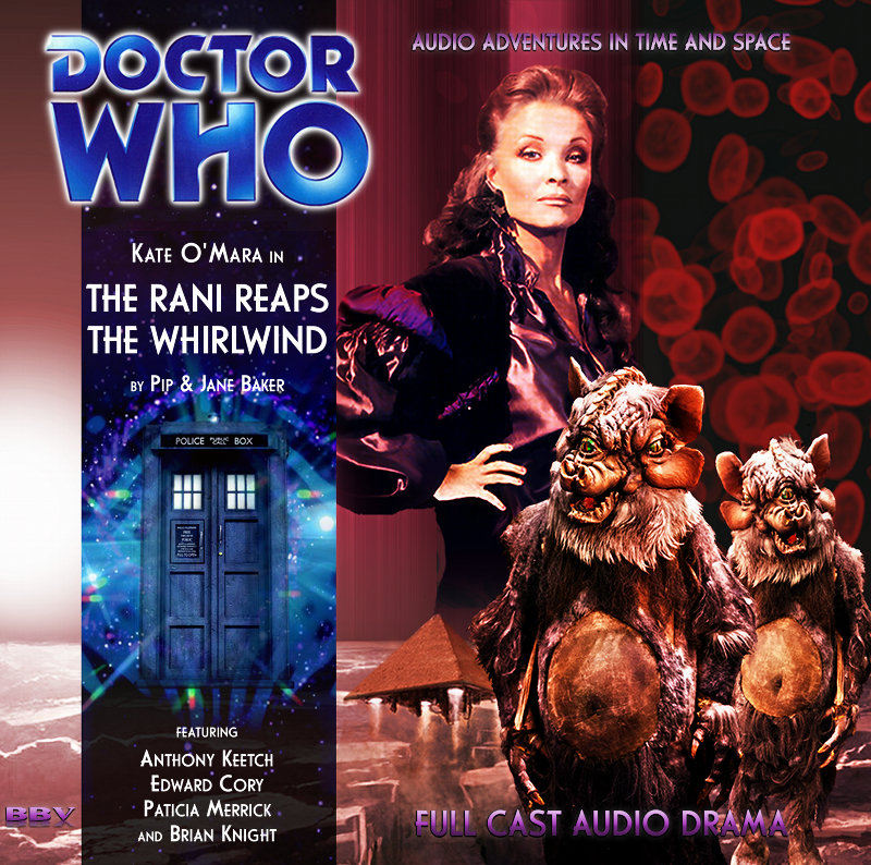 Doctor Who - The Rani Reaps the Whirlwind - Pip and Jane Baker