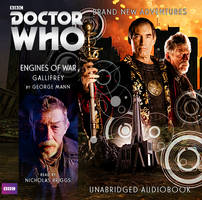 Engines of War: Gallifrey by Hisi79