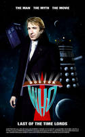 Doctor Who Unmade Movie Poster by Hisi79